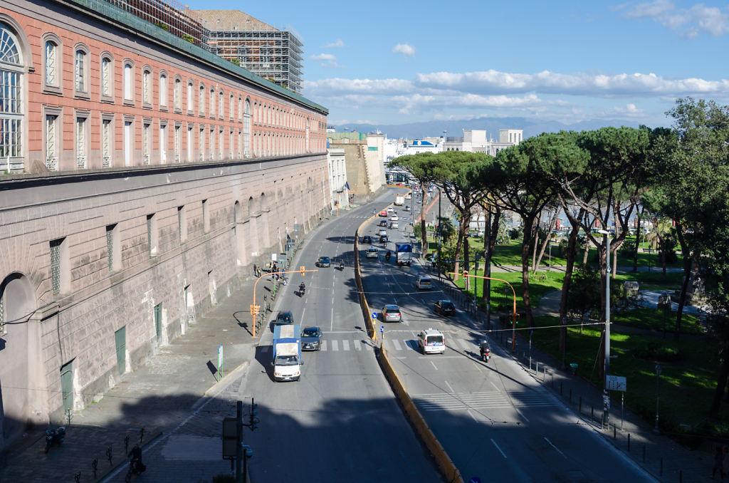 Nationalbibliothek (Palazzo Reale)