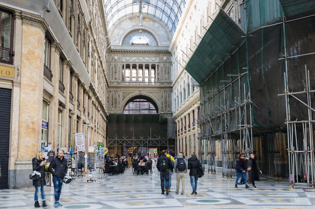 Einkaufspassage Galleria Umberto