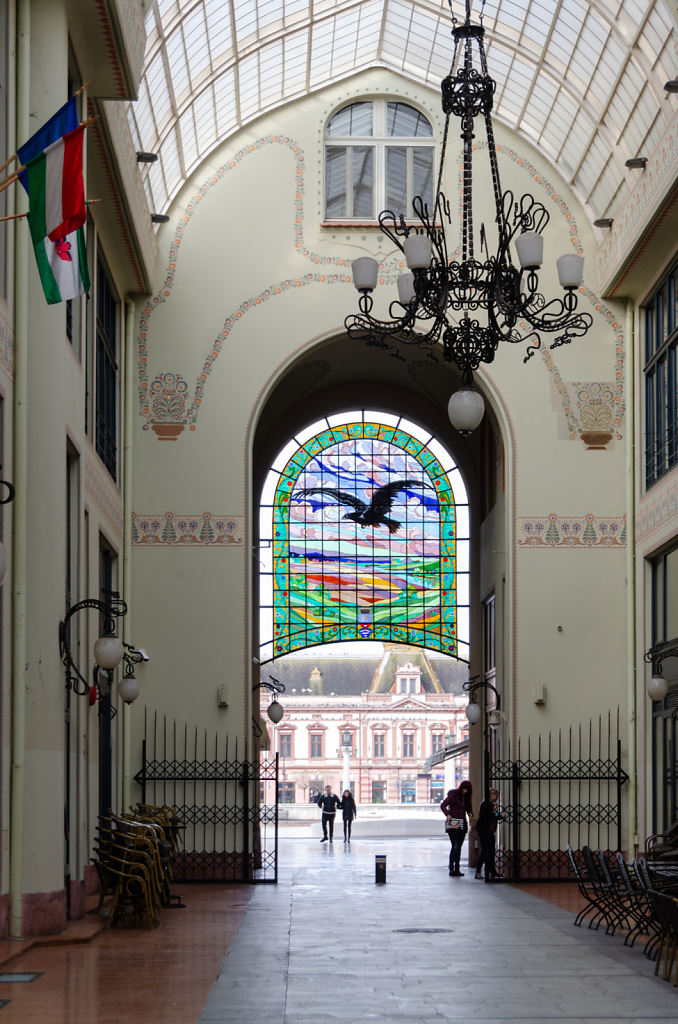 Palatul Vulturul Negru