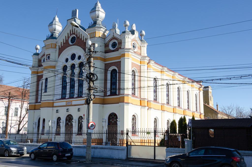 Sinagoga Mare Ortodoxă