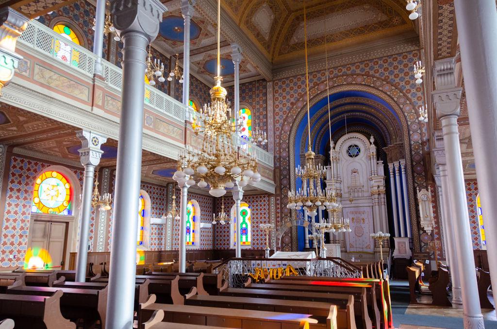 Sinagoga Mare Ortodoxă (Innenraum)